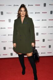 Jacqueline Jossa - Boxstar UK at AO Arena in Manchester 10/02/2021