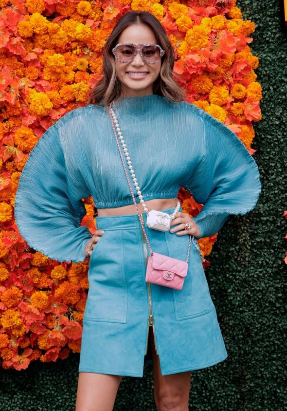 Jamie Chung - 2021 Veuve Clicquot Polo Classic in Pacific Palisades