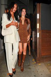Jasmine Tookes and Shanina Shaik - Craig