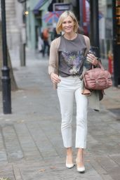 Jenni Falconer - Out in London 09/30/2021