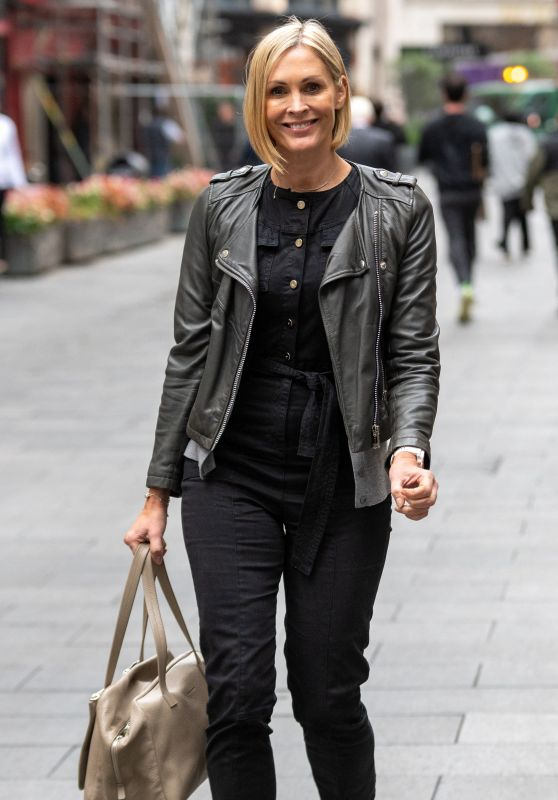 Jenni Falconer - Out in London 10/12/2021