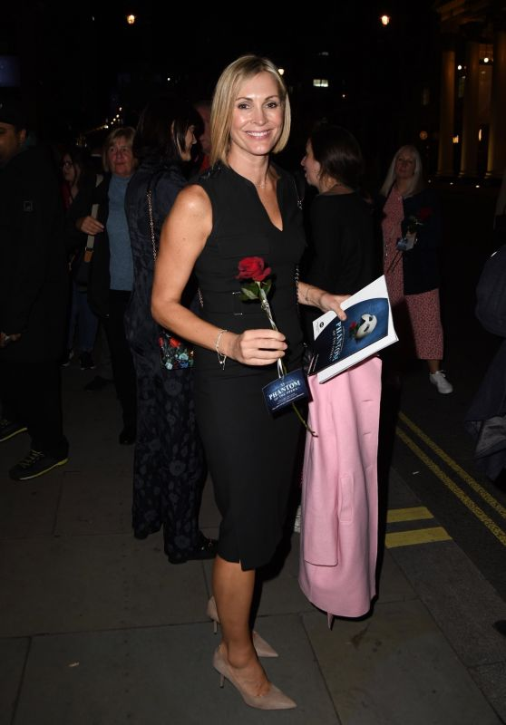 "Jenni Falconer – ""Phantom Of The Opera"" 35th Anniversary Gala in London 10/11/2021"