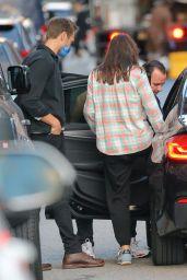 Jennifer Garner and John C. Miller - Out in New York 10/04/2021