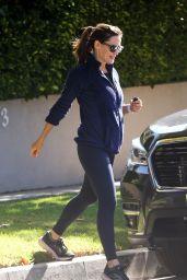 Jennifer Garner - Out in Santa Monica 10/09/2021
