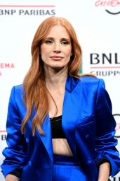 """Jessica Chastain - """"The Eyes Of Tammie Fay"""" Photocall at the 16th Rome Film Fest"""