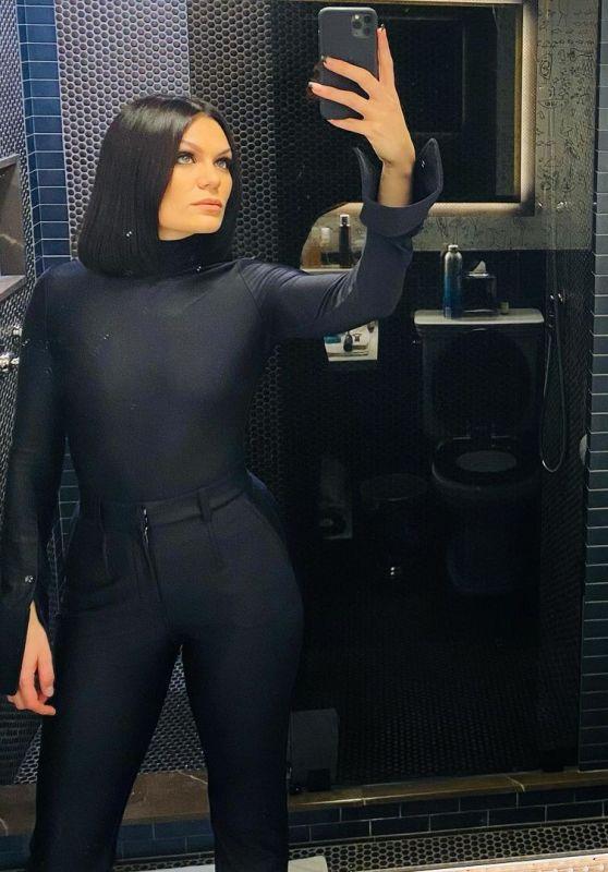 Jessie J - Live Stream Video 10/12/2021