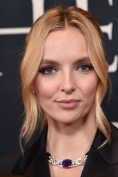 """Jodie Comer - """"The Last Duel"""" Premiere in NY 10/09/2021"""