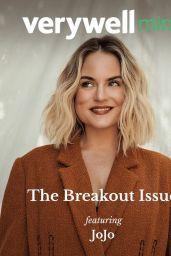 JoJo Levesque - Verywell Mind Magazine The Breakout Issue 10/01/2021