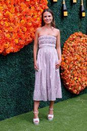 Jordana Brewster – 2021 Veuve Clicquot Polo Classic in Pacific Palisades