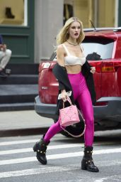 Joy Corrigan - Photoshoot in New York 09/18/2021