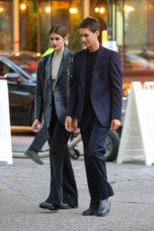 Kaia Gerber - Out in NYC 10/01/2021