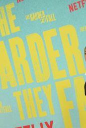 """Karrueche Tran – """"The Harder They Fall"""" Special Screening in LA"""