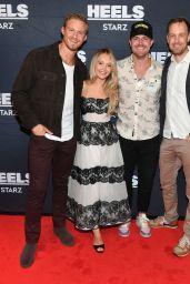 """Kelli Berglund - """"Heels"""" Season Finale Screening in Atlanta 10/06/2021"""