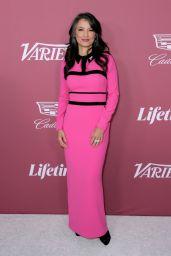 Kelly Hu - Variety
