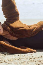 Kendall Jenner - Alo Holiday Jackets and Coats Fall 2021