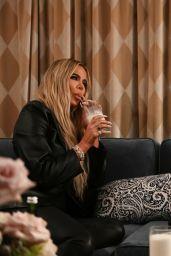 "Khloe Kardashian - ""The Switch"" Sketch on Saturday Night Live in New York City 10/09/2021"