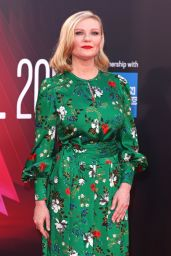 """Kirsten Dunst - """"The Power Of The Dog"""" Premiere at the 65th BFI London Film Festival"""