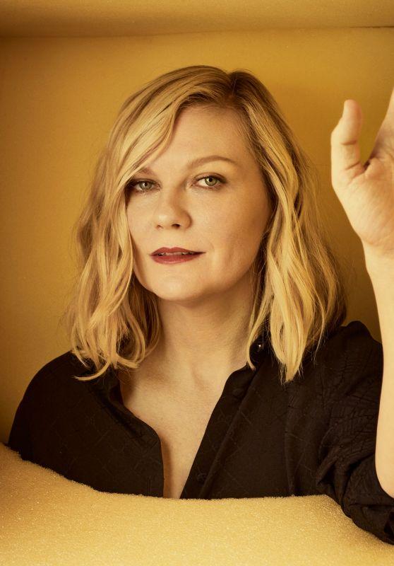 Kirsten Dunst - Vanity Fair Portraits for The New York Film Festival 2021
