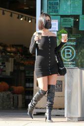 """Kourtney Kardashian at Erewhon Market in Calabasas"""" 10/12/2021"""