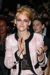Kristen Stewart - Chanel Womenswear Spring/Summer 2022 Show in Paris 10/05/2021