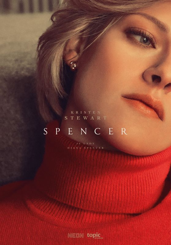 """Kristen Stewart - """"Spencer"""" Posters and Photos 2021"""