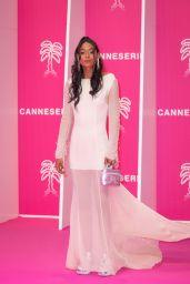 Laetitia Kerfa – Cannes International Series Festival Opening Ceremony 10/08/2021