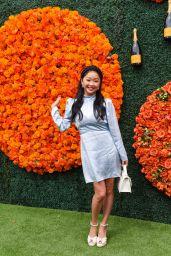 Lana Condor - 2021 Veuve Clicquot Polo Classic in Pacific Palisades