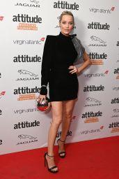Laura Whitmor – The Virgin Atlantic Attitude Awards in London 10/06/2021