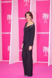 Laurie Cholewa – Cannes International Series Festival Opening Ceremony 10/08/2021
