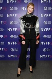 """Lea Seydoux - """"The French Dispatch"""" Screening at New York Film Festival"""
