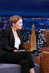 Léa Seydoux - The Tonight Show Starring Jimmy Fallon 10/01/2021