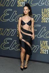 Lena Situations - Etam Womenswear Spring/Summer 2022 in Paris 10/04/2021