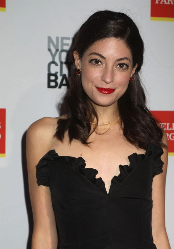 Lilah Ramzi – New York City Ballet's 2021 Fall Fashion Gala