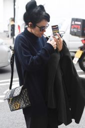 Lily Allen - Out in London's West End 10/13/2021