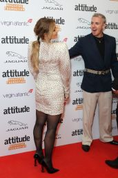 Louise Redknapp - The Virgin Atlantic Attitude Awards Powered by Jaguar in London 10/06/2021