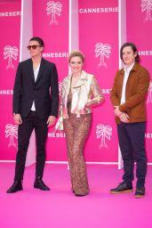 Lula Cotton Frapier – Cannes International Series Festival Opening Ceremony 10/08/2021