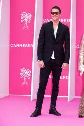 Lula Cotton Frapier - Cannes International Series Festival Opening Ceremony 10/08/2021