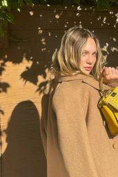 Maddie Ziegler – Fendi October 2021 Photoshoot