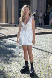 Maddie Ziegler - Miu Miu Fashion Show in Paris 10/05/2021