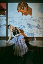 Madelaine Petsch - Photoshoot for Wonderland Magazine October 2021