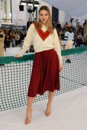 Madelyn Cline - Lacoste Womenswear Spring/Summer 2022 Show in Paris 10/05/2021