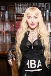Madonna - Madame X Late Nite Supper Club in New York City 10/08/2021