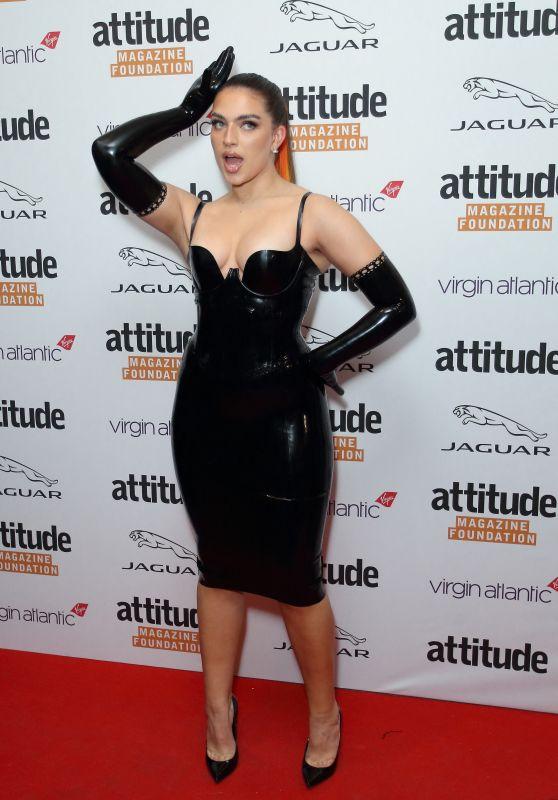 Mae Muller – The Virgin Atlantic Attitude Awards in London 10/06/2021