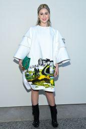 Maria Bakalova - Louis Vuitton Fashion Show in Paris 10/05/2021
