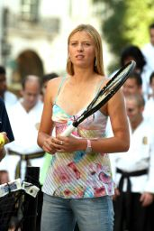 Maria Sharapova - CBS