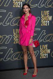 Marine Lorphelin - Etam Womenswear Spring/Summer 2022 Show in Paris 10/04/2021