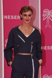 Marion Séclin - Cannes International Series Festival in Cannes 10/11/2021