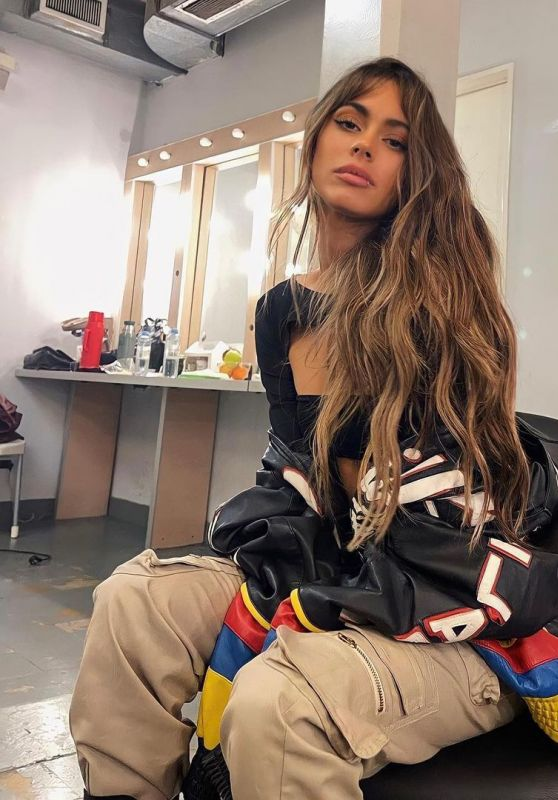 Martina Stoessel – Live Stream Video and Photos 09/30/2021