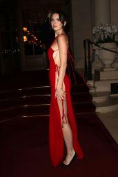 Maya Henry at the Ritz Hotel in Paris 10/04/2021