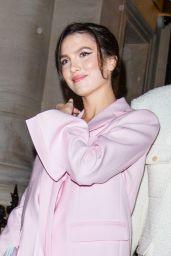 Maya Henry – Vogue Paris Celebrating its 100th Anniversary at the Palais Galliera in Paris 10/01/2021